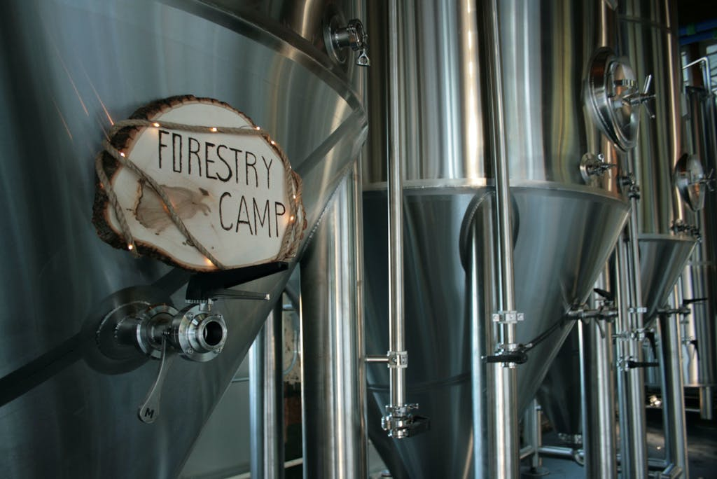 Burial Beer - Forestry Camp 05
