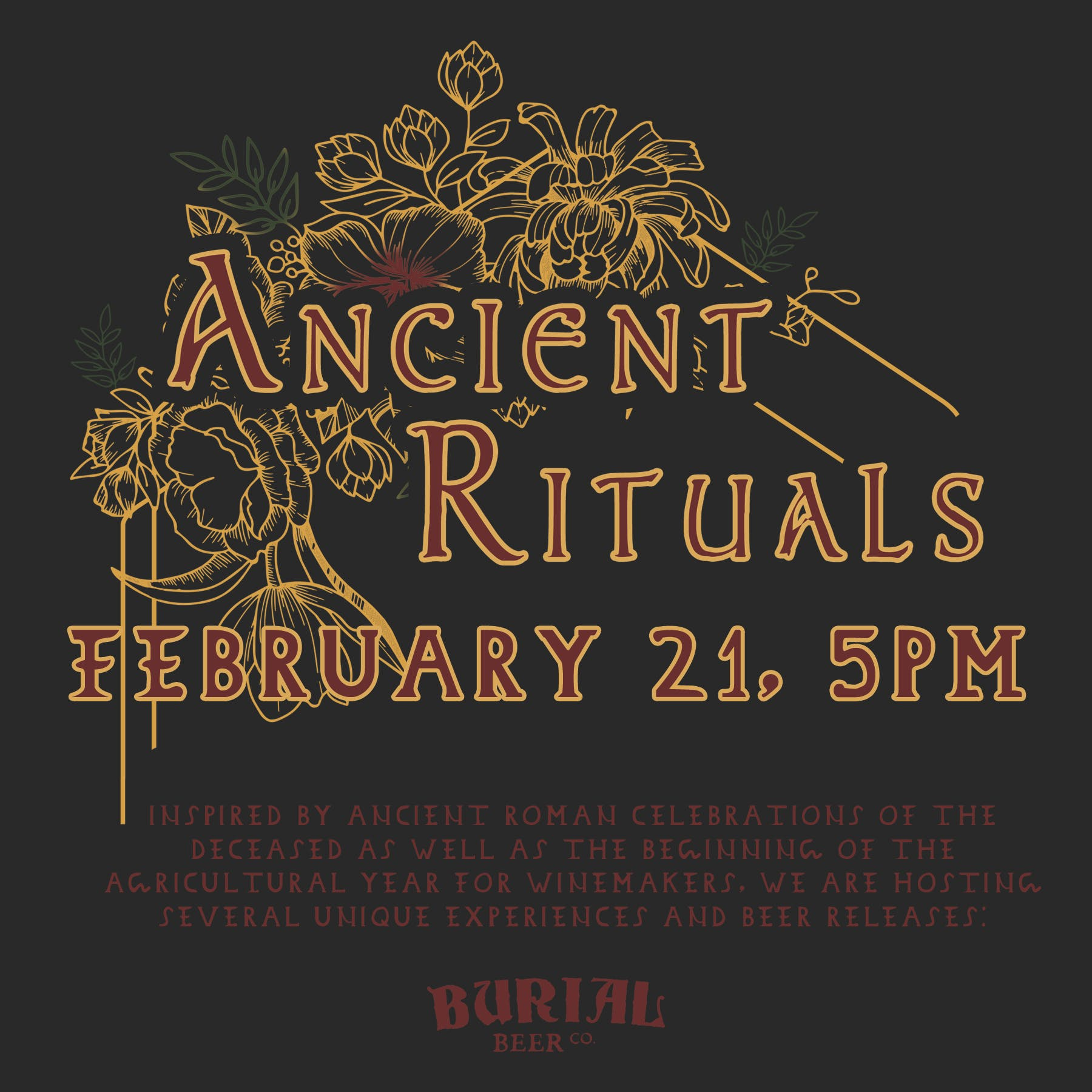 Ancient Ritual: A Celebration of Remembrance