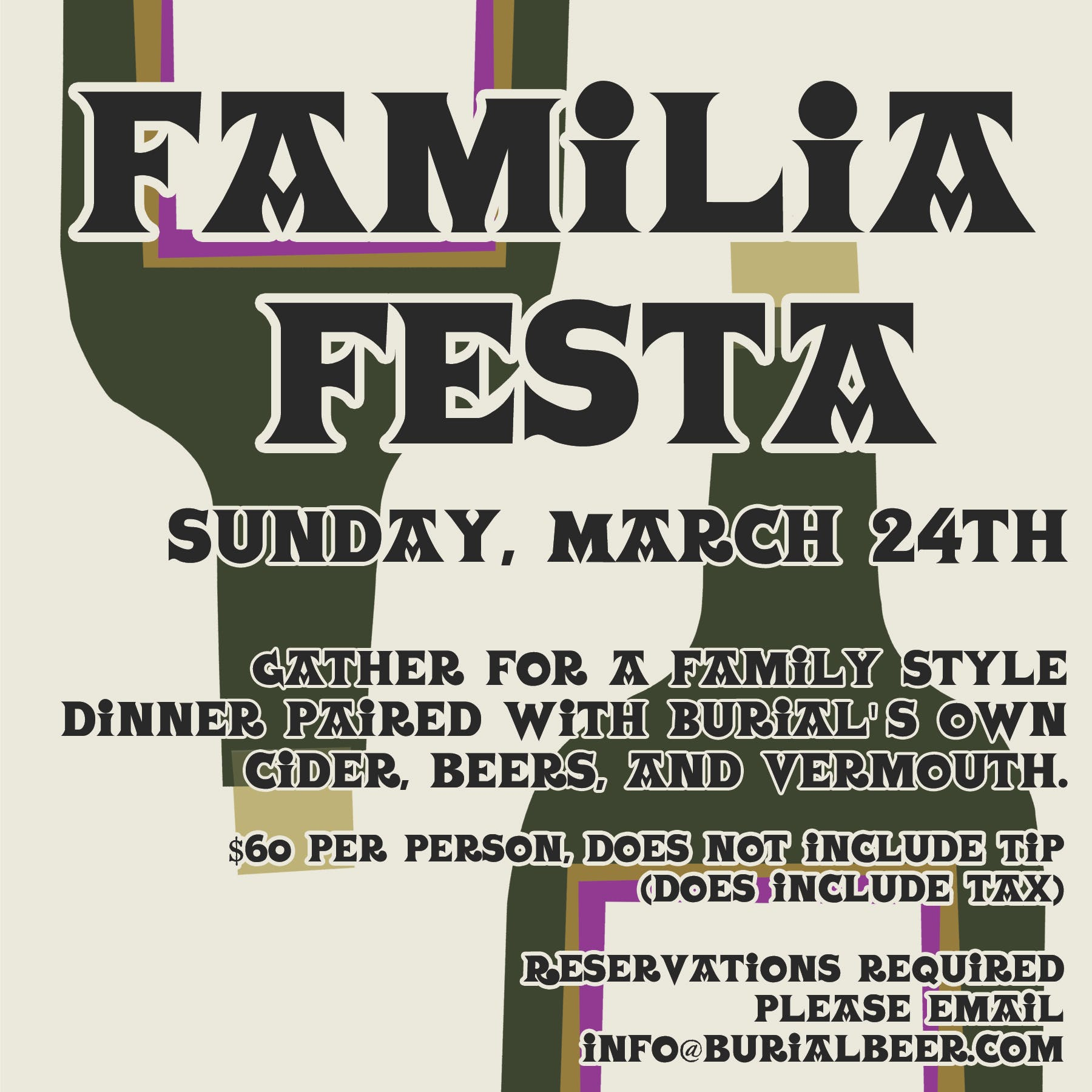 Familia Festa: A Sunday Dinner Inspired by Basque Country