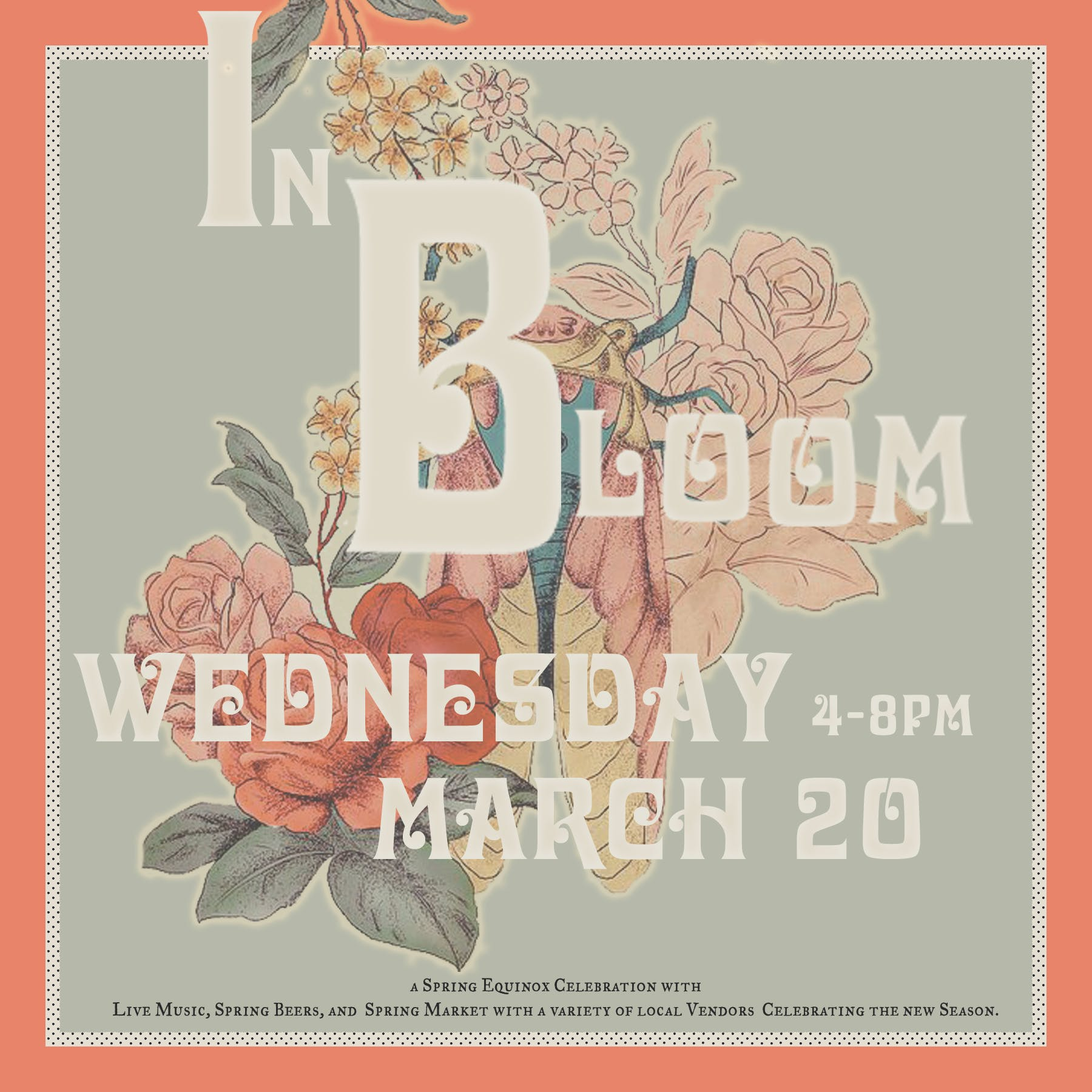 In Bloom: A Celebration of the Spring Equinox